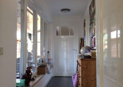 Slaapkamer behangen en schilderen