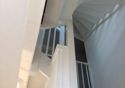Schilderwerk trappenhuis