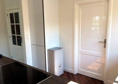 Schilderwerk kamer en keuken